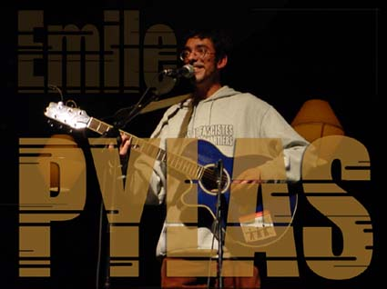 Emile Pylas en Live au Bateau Ivre (Tours)
